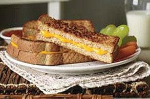 Grilled Cheese Sandwich Sticks