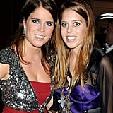Princess Eugenie sparkled alongside her sister in Summer 2011.