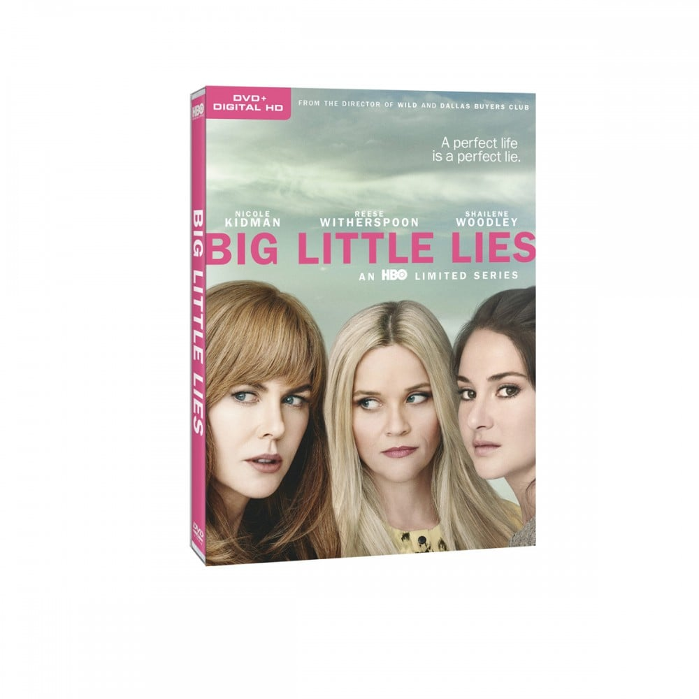Big Little Lies Season 1 on DVD