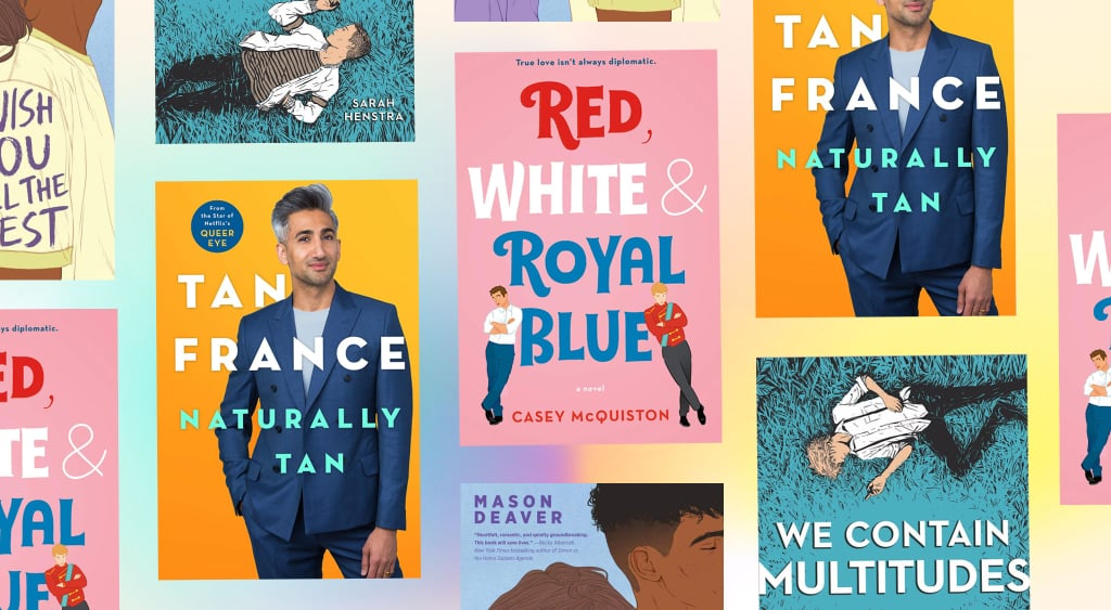 New and Inspiring Books to Read During Pride Month 2019