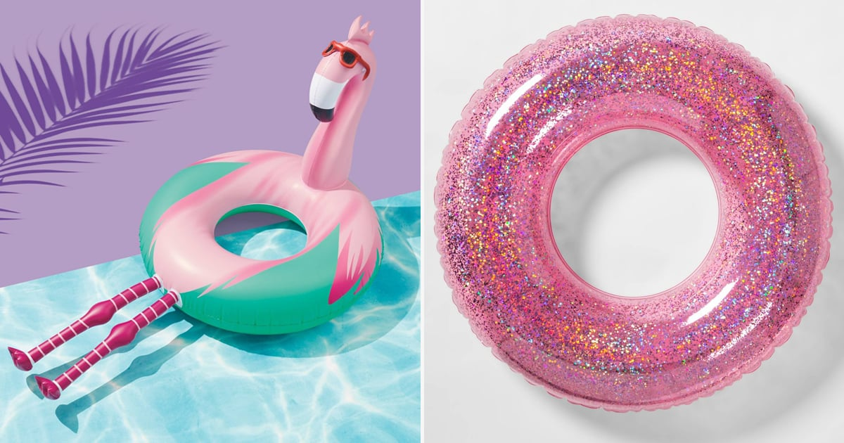 Attention: Target's Sun Squad Pool Floats Are Freakin' CUTE and Start at Just $5
