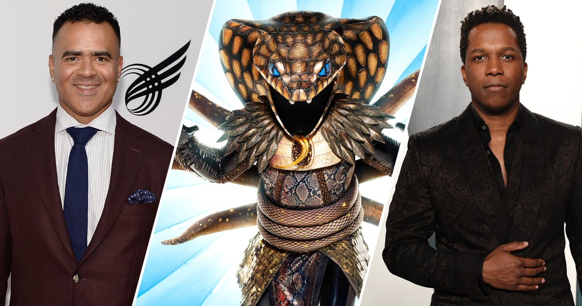 We Think We Know Who the Serpent Is on The Masked Singer, and They're Going All the Way