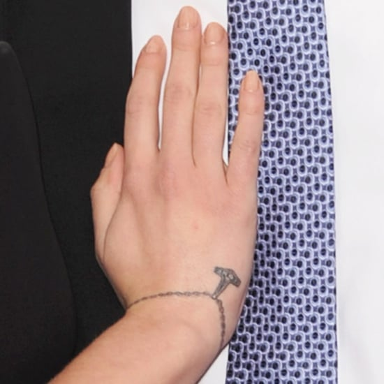Guess Which Actress Wears Her (Tattoo) Heart on Her Sleeve?