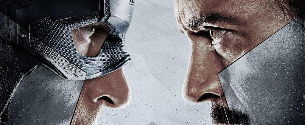 "Captain America: Civil War Trailer With Adele's ""Hello"""