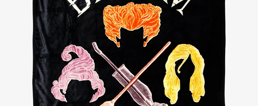 These Hocus Pocus Blankets Will Keep You Wickedly Warm