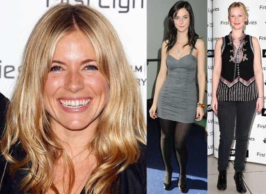 Photos From the First Light Movie Awards, including Sienna Miller, Kaya Scodelario, Danny Boyle, Miquita Oliver, Joanna Page