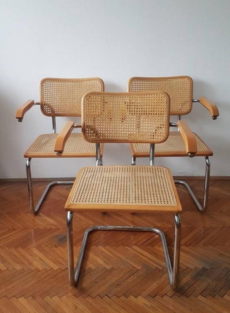 Marcel Breuer Cesca Chair