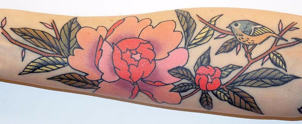 Japanese Woodblock-Inspired Tattoos Are the Artsiest Things to Hit Instagram