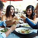 Vous Mangez Toujours au Restaurant