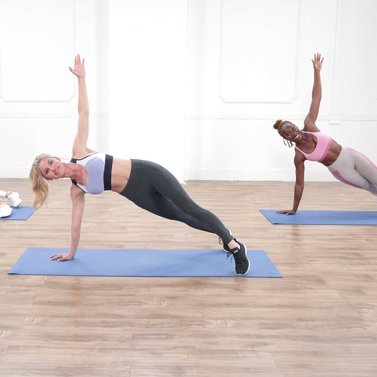 Live Workouts on POPSUGAR Fitness's Instagram, Week of 9/14