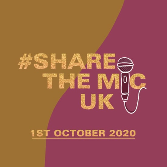 What Is the #ShareTheMicUK Campaign on Instagram?