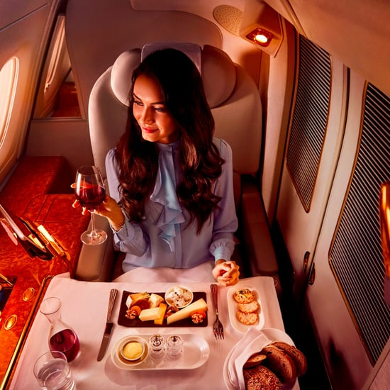 Emirates Reveals Global Meals Stats