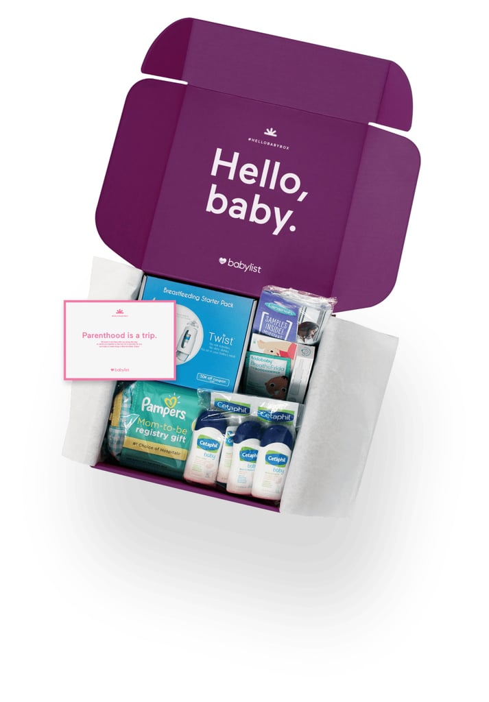 Babylist Baby Registry Best Places To Register For Your Baby Shower Popsugar