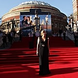 Kate Winslet at the world premiere of Titanic 3D  in London.