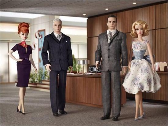 Linktime – Barbie Gets a Mad Men Makeover