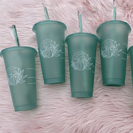 Starbucks's Earth Day Cup 2021