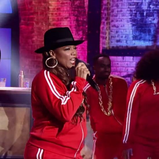 Queen Latifah Lip Sync Battle May 2015
