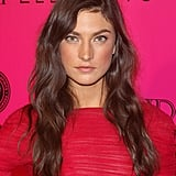 Jacquelyn Jablonski looked as fierce at the afterparty as she did on the Victoria's Secret runway.