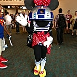 R2-D2/Minnie Mouse