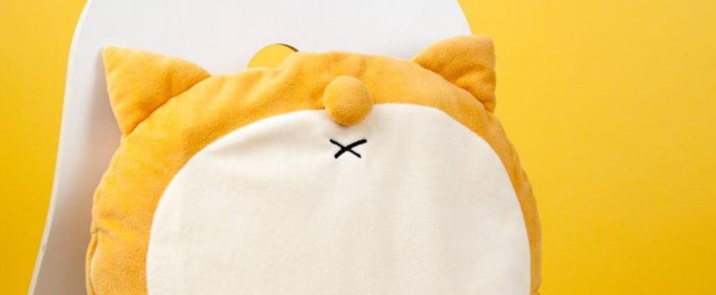 Corgi Butt-Warming Cushion
