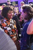 Amandla Stenberg Gets Matchy-Matchy With Her Girlfriend at the VMAs