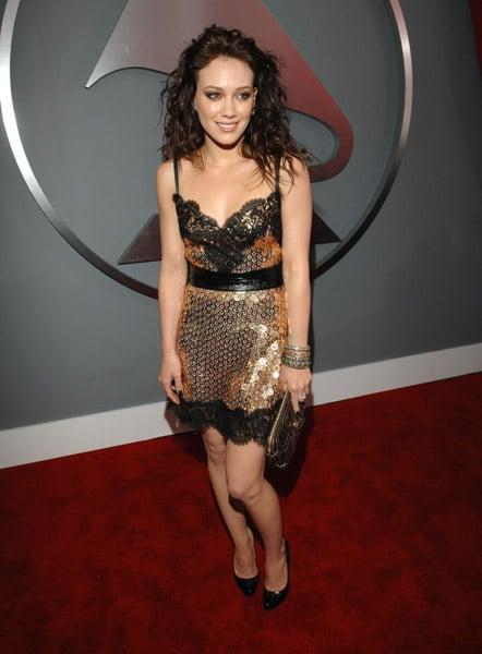 Grammys Red Carpet Trend: Glitterati