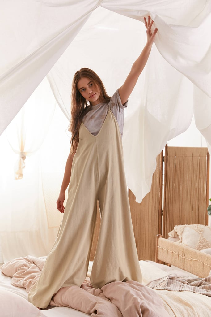 Out From Under Joey Wide Leg Jumpsuit
