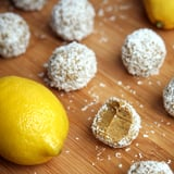 Lemon Coconut Protein Bites