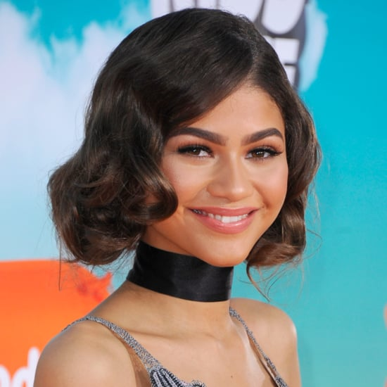 Zendaya Hair at the Kids' Choice Awards 2016