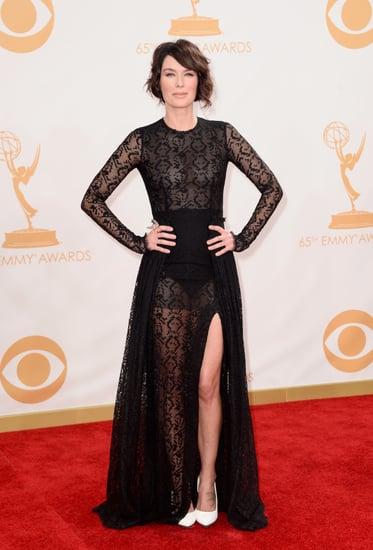 Game-Thrones-actress-Lena-Headey-struck-pose-red-carpet