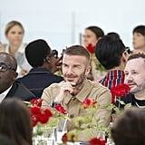With Edward Enninful and Kim Jones.