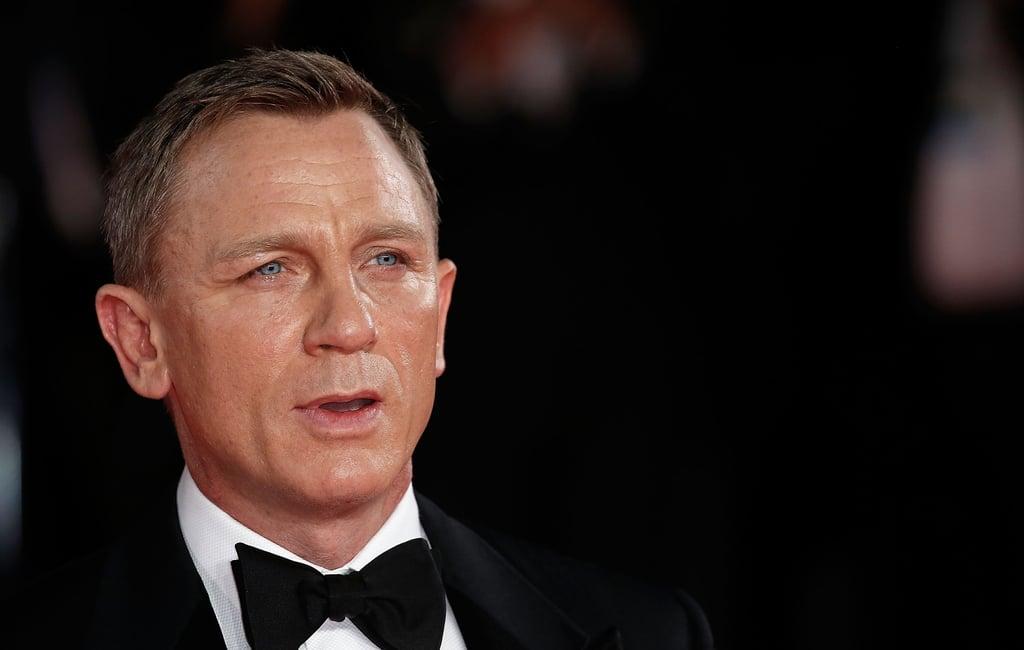 Daniel Craig Hot at the James Bond World Premiere