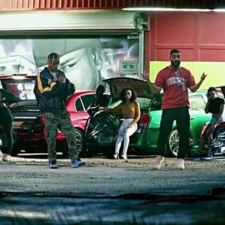"Travis Scott and Drake ""Sicko Mode"" Music Video"