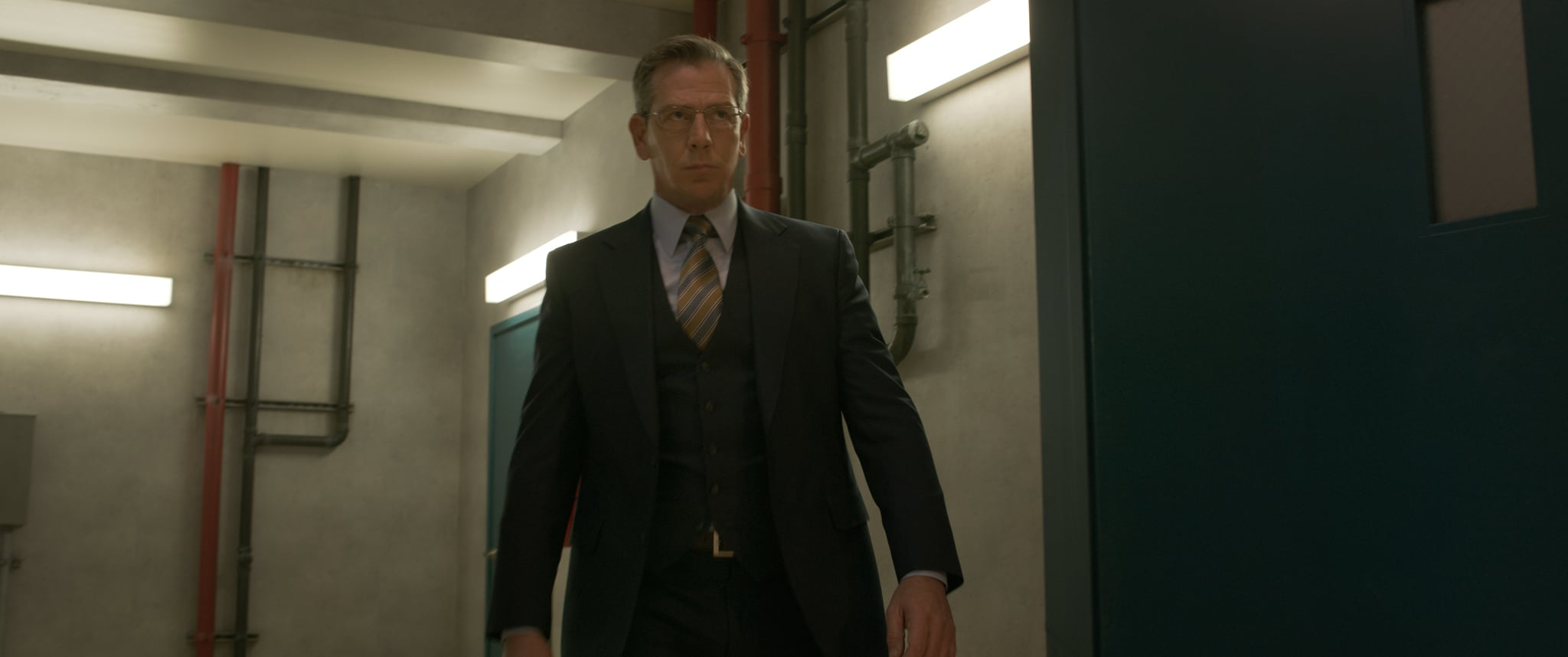 Marvel Studios' CAPTAIN MARVEL..Agent Keller (Ben Mendelsohn)  ..Photo: Film Frame..©Marvel Studios 2019