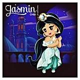 Disney Jasmine Chibi