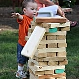 Build a Giant Jenga Game