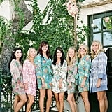 Californian-Style Bridal Party