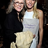 Pictures of Gwyneth Paltrow and Blythe Danner