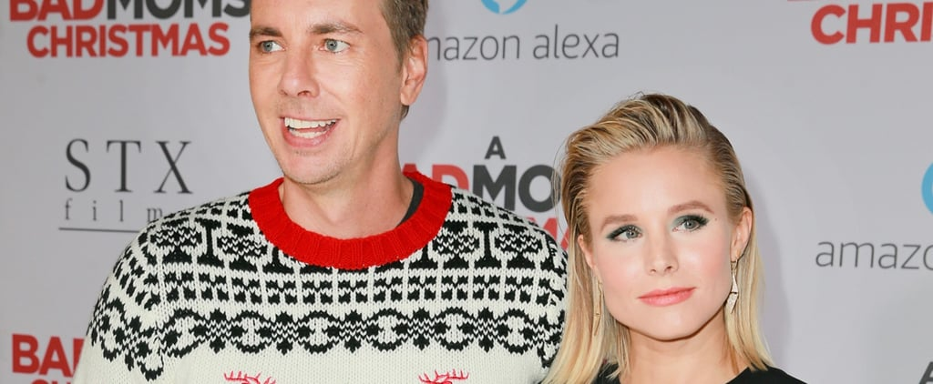 Kristen Bell and Dax Shepard Told Kids Santa Isn't Real