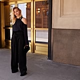 Relaxed: One size too big  Oversize: Two sizes too big  Peekaboo: Has cutouts Utilitarian: A highly functional, practical accessory.