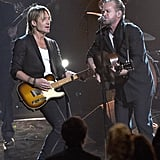 2015 — Keith Urban and John Mellencamp