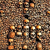 Catacombes de Paris (Paris, France)