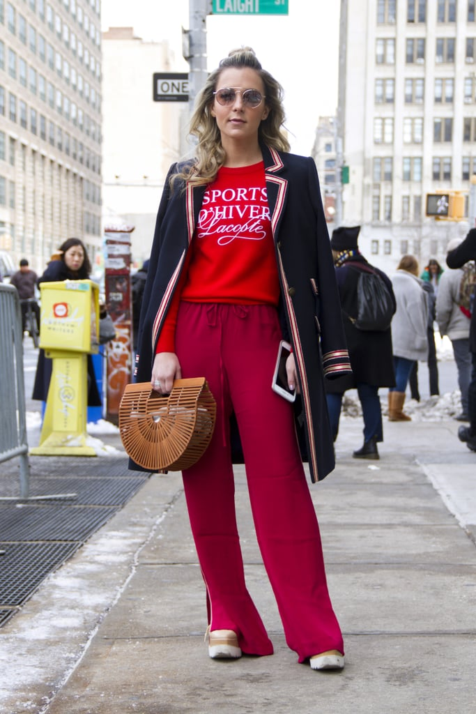 Move over millennial pink, red is making powerful ...