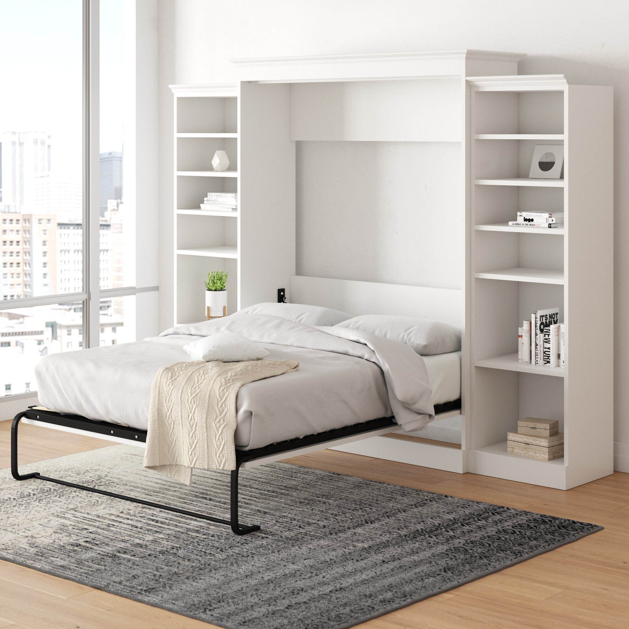 The Best Beds For Small Spaces And Rooms Popsugar Home