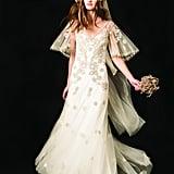 Bridal Trend 2020: Flutter Sleeves