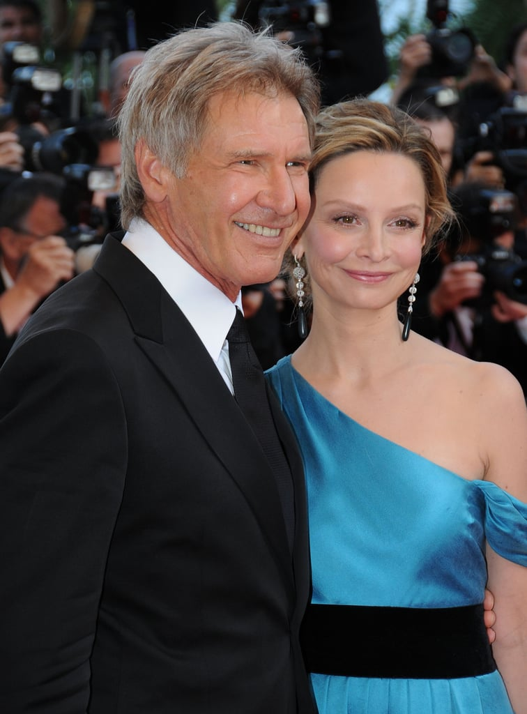 Harrison Ford and Calista Flockhart in 2008