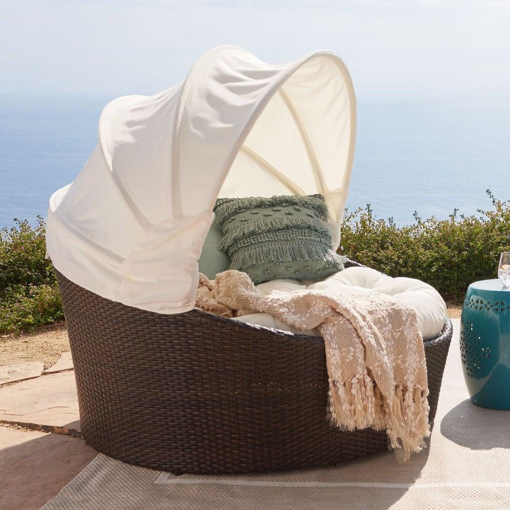 Sunasa Mocha Lounger Pier 1 Imports Outdoor Furniture