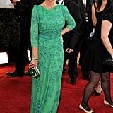 Helen Mirren in Jenny Packham