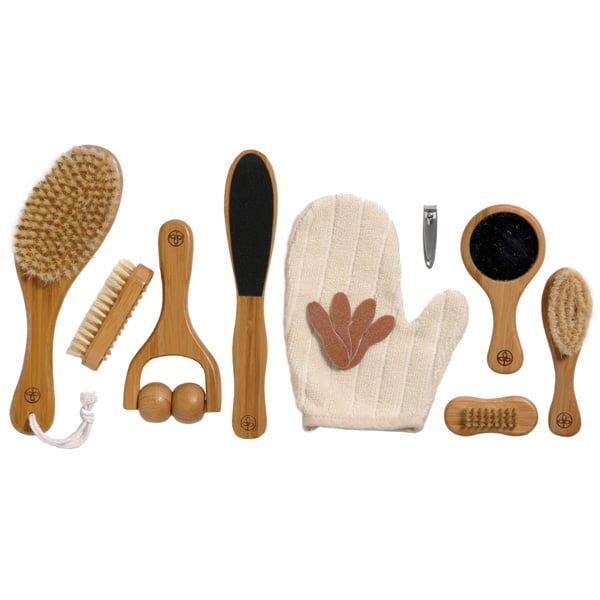 Nature Next Baby Bamboo Grooming Set