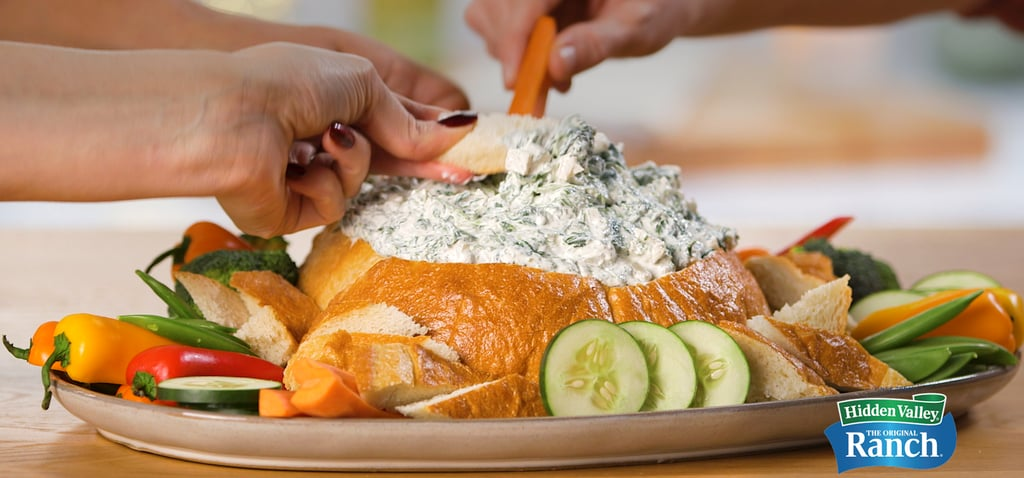 Ranch Spinach Dip Recipe Video
